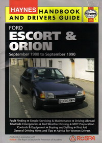 Ford Escort & Orion