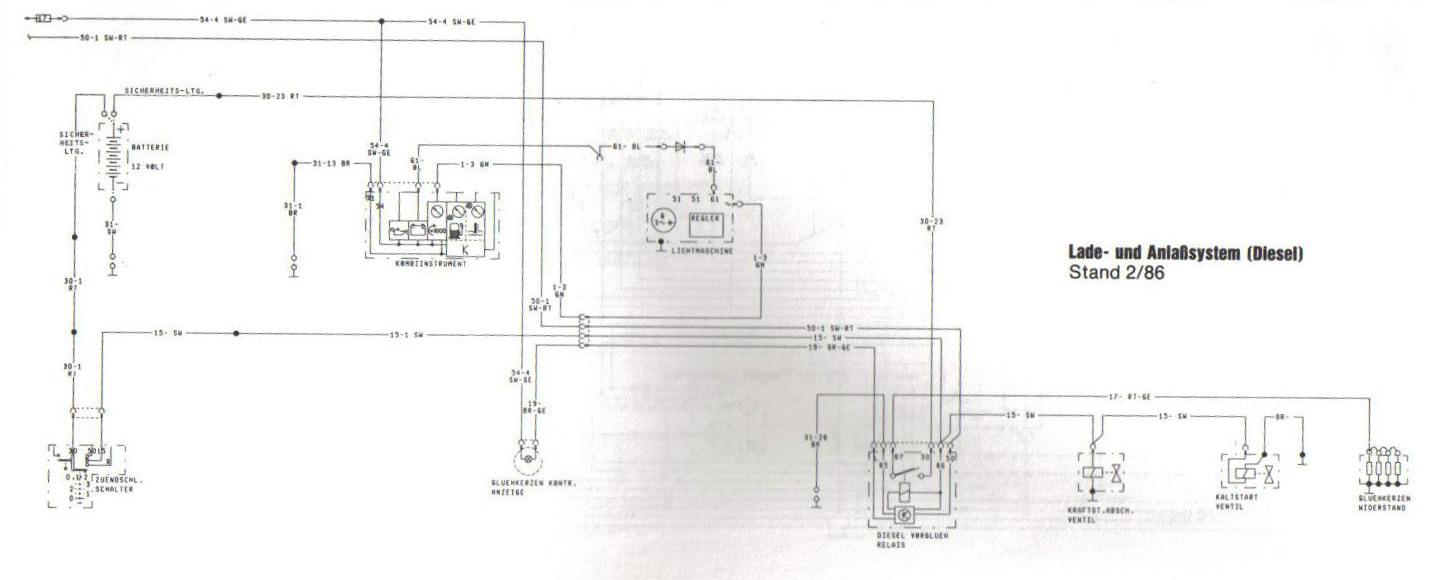 www.fordforfun.de • Thema anzeigen - Drehzahlmesser Diesel